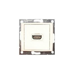 Розетка Legrand Valena Розетка HDMI для аудио/видеоустройств белая