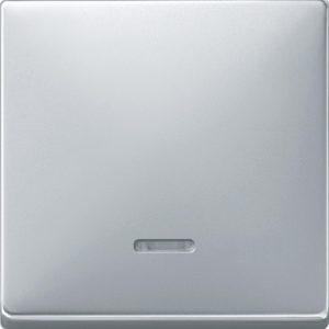 Выключатель одноклавишный проходной с подсветкой Merten (вкл/выкл с 2-х мест) 10А/250В