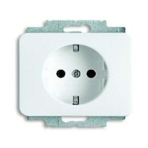 Розетка с заземляющими контактами ABB 16А/250В