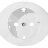 Розетка с заземлением ABB Tacto 16А/250В (Белый)