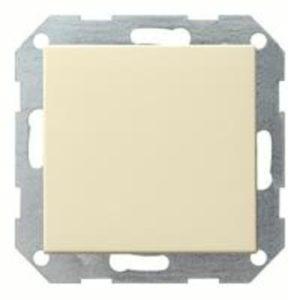 Выключатель двухклавишный проходной Gira (вкл/выкл с 2-х мест) 10А/250В