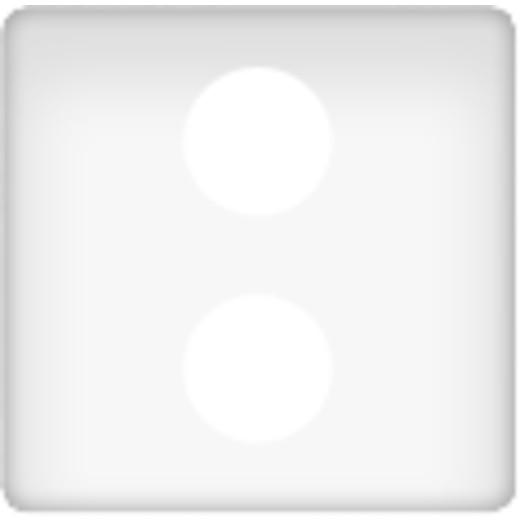 Телевизионная розетка проходная Fede с двойным SAT+DC/TV (белый)