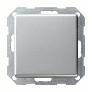 Выключатель одноклавишный универсальный Gira (вкл/выкл с 2-х мест) 10А/250В