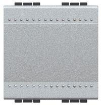 Выключатель с подсветкой (цвет янтарный) LivingLight 16 А 250 В~ 2 модуля