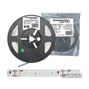 Светодиодная лента Navigator 71444 NLS-5050RGB30-7.2-IP20-12V-Pro R5