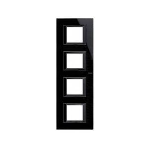 BT Axolute Nighter Рамка 2+2+2+2 мод прямоугольная (надпись вертикально)