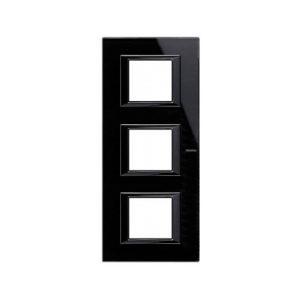 BT Axolute Nighter Рамка 2+2+2 мод прямоугольная (надпись вертикально)