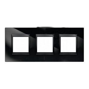BT Axolute Nighter Рамка 2+2+2 мод прямоугольная (надпись горизонтально)