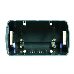 BT Коробка д/настольного монтажа с супортом, 4 Модуля