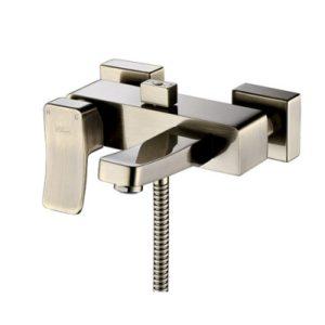 Смеситель для ванны с коротким изливом WasserKRAFT Exter 1601
