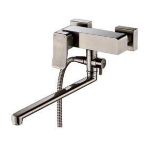 Смеситель для ванны с длинным изливом WasserKRAFT Exter 1602L