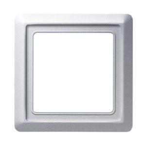 ABB Allwetter 44 Рамка 1-постовая, серебристый алюминий