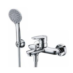 Смеситель для ванны с коротким изливом WasserKRAFT Vils 5601