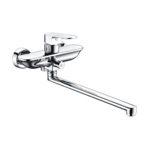 Смеситель для ванны с длинным изливом WasserKRAFT Dinkel 5802L