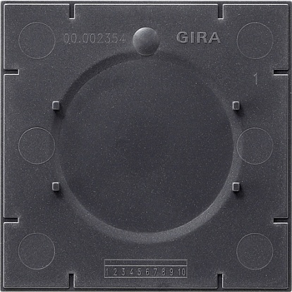 Gira E2 Основа (самоклейка) для 1-местной ориентационной таблички
