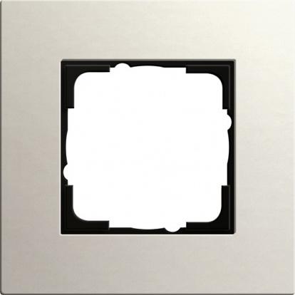 Gira ESP Lenoleum-Multiplex светло-серый Рамка 1-ая