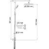 Душевой комплект WasserKRAFT A038 17383