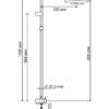 Душевой комплект WasserKRAFT A041 17455