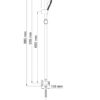 Душевой комплект WasserKRAFT A045 17558
