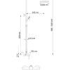 Душевой комплект со смесителем для душа WasserKRAFT A12202 17489