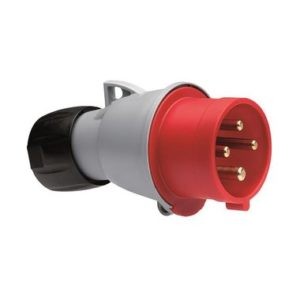 ABB Вилка кабельная ICAT 316-P6 16A 3P+E IP44