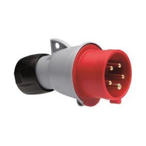 ABB Вилка кабельная ICAT 432-P6 32A 3P+N+E IP44