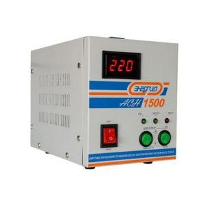 Cтабилизатор АСН-1500 ЭНЕРГИЯ с цифровым дисплеем