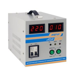 Cтабилизатор АСН-5000 ЭНЕРГИЯ с цифровым дисплеем