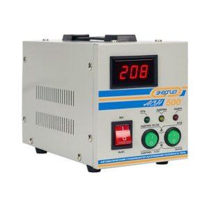 Cтабилизатор АСН-500 ЭНЕРГИЯ с цифровым дисплеем