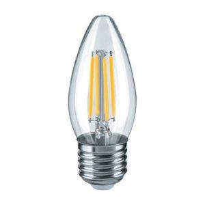 Лампа Navigator  NLL-F-C35-4-230-2.7K-E27