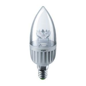 Лампа Navigator  NLL-C37-7-230-4K-E14-CL