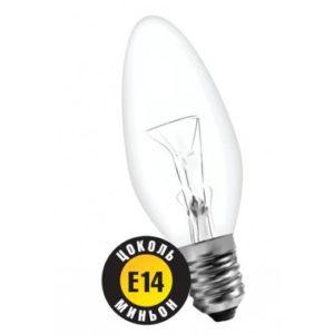 Лампа Navigator  NI-B-40-230-E14-CL (Россия)