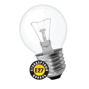 Лампа Navigator  NI-C-40-230-E27-CL (Россия)