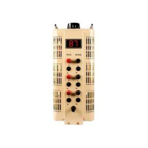 ЛАТР NEW трехфазный TSGC2 15kVA 20A ЭНЕРГИЯ (автомат защиты, LED)
