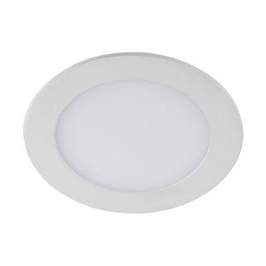 Точечный светильник светодиодный потолочный встраиваемый круглый ЭРА LED 1-12-4K 12W 220V 4000K (30/630)