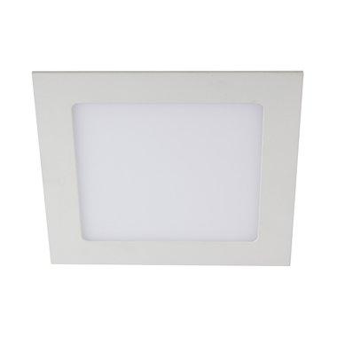 Точечный светильник светодиодный потолочный встраиваемый квадратный ЭРА LED 2-12-4K 12W 220V 4000K (30/630)