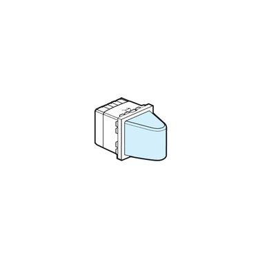 Legrand Малое световое табло с подсветкой синим светодиодом Программа Mosaic 12/24/48 В 2 модуля