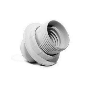 Патрон Е27-ППК пластиковый с прижимным кольцом ASD/200