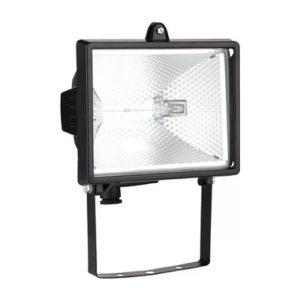 Прожектор ИО1500 галогенный черный IP54 ИЭК