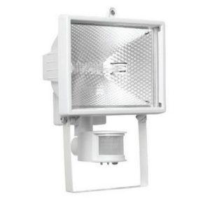Прожектор ИО150Д (детектор) галогенный белый IP54 ИЭК