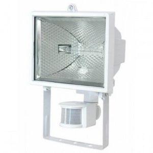 Прожектор ИО500Д (детектор) галогенный белый IP54 ИЭК