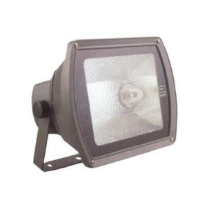 Прожектор металлогалогенный ГО02-70-01 70Вт цоколь Rx7s серый симметричный IP65 ИЭК
