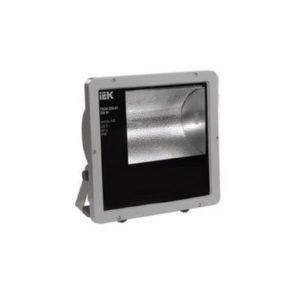 Прожектор металлогалогенный ГО04-250-02 250Вт цоколь E40 серый ассиметричный IP65 ИЭК