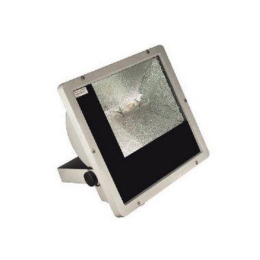 Прожектор металлогалогенный ГО04-400-02 400Вт цоколь E40 серый ассиметричный IP65 ИЭК