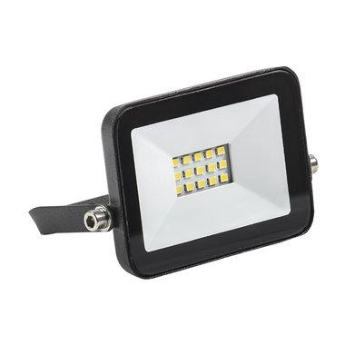 Прожектор СДО 06-10 светодиодный черный IP65 4000 K ИЭК