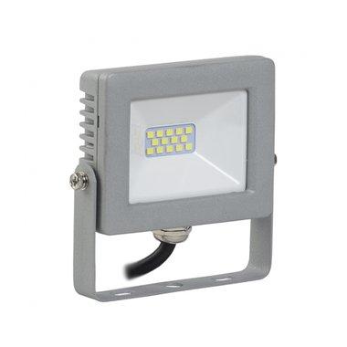 Прожектор светодиодный уличный СДО 07-10 серый IP65 ИЭК