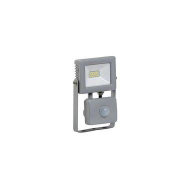 Прожектор СДО 07-10Д светодиодный серый с ДД IP44 ИЭК
