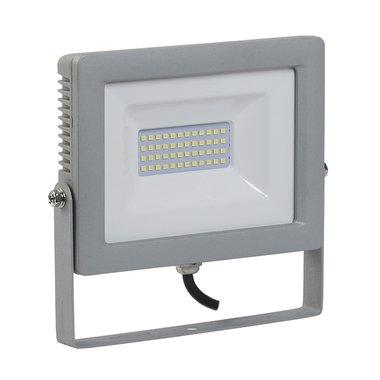 Прожектор СДО 07-50 светодиодный серый IP65 ИЭК