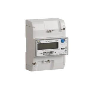 Счетчик электрической энергии однофазный многотарифный STAR 104/1 R1-5(60)Э 4ШИО ИЭК