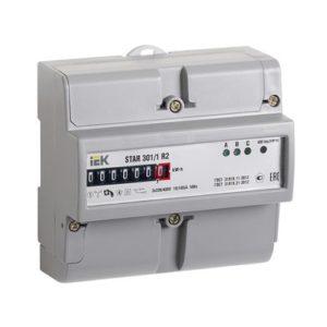 Счетчик электрической энергии трехфазный STAR 301/1 R2-5(60)Э ИЭК